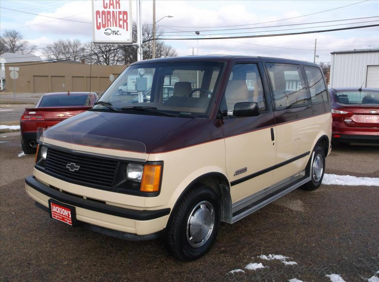 1988 Chevrolet Astro for sale at Jacksons Car Corner Inc in Hastings NE