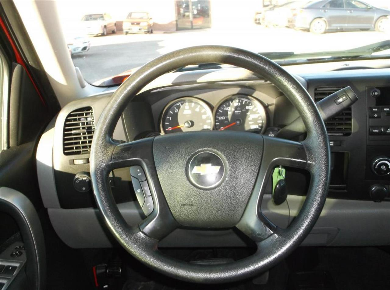 2012 Chevrolet Silverado 1500 for sale at Jacksons Car Corner Inc in Hastings NE