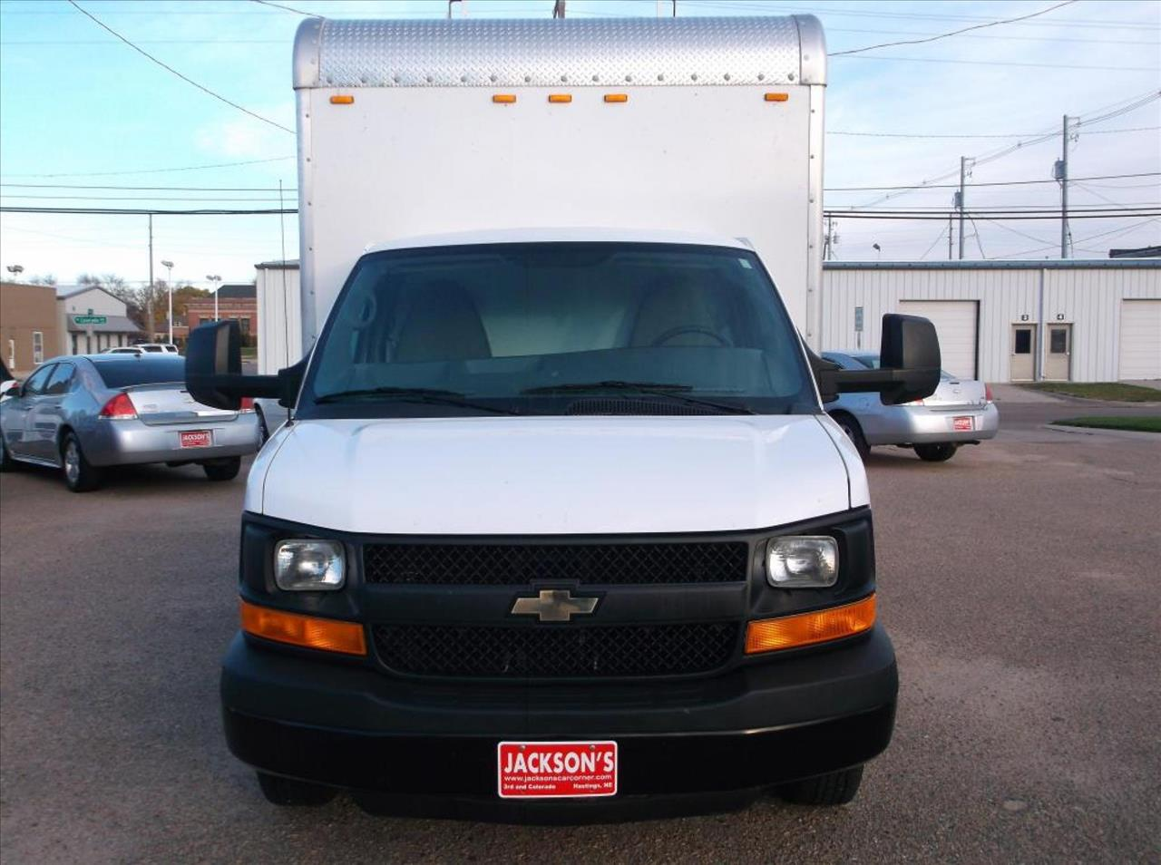 2014 Chevrolet Express Cutaway for sale at Jacksons Car Corner Inc in Hastings NE