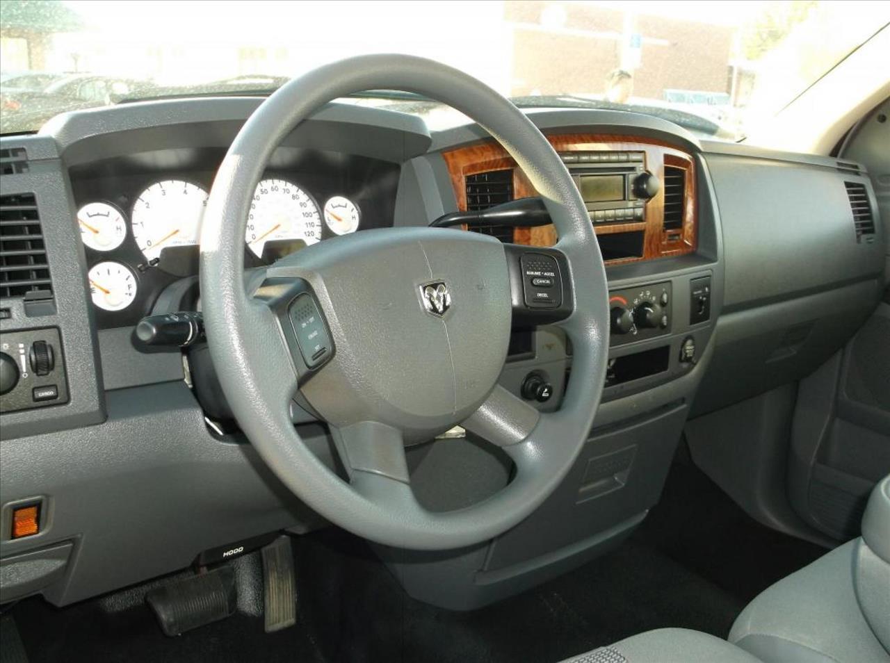 2006 Dodge Ram Pickup 2500 for sale at Jacksons Car Corner Inc in Hastings NE