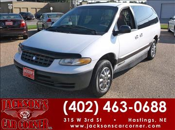 1999 Dodge Grand Caravan for sale at Jacksons Car Corner Inc in Hastings NE