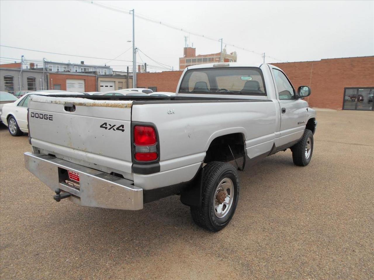2002 Dodge Ram Pickup 2500 for sale at Jacksons Car Corner Inc in Hastings NE
