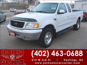 2001 Ford F-150 for sale in Hastings, NE