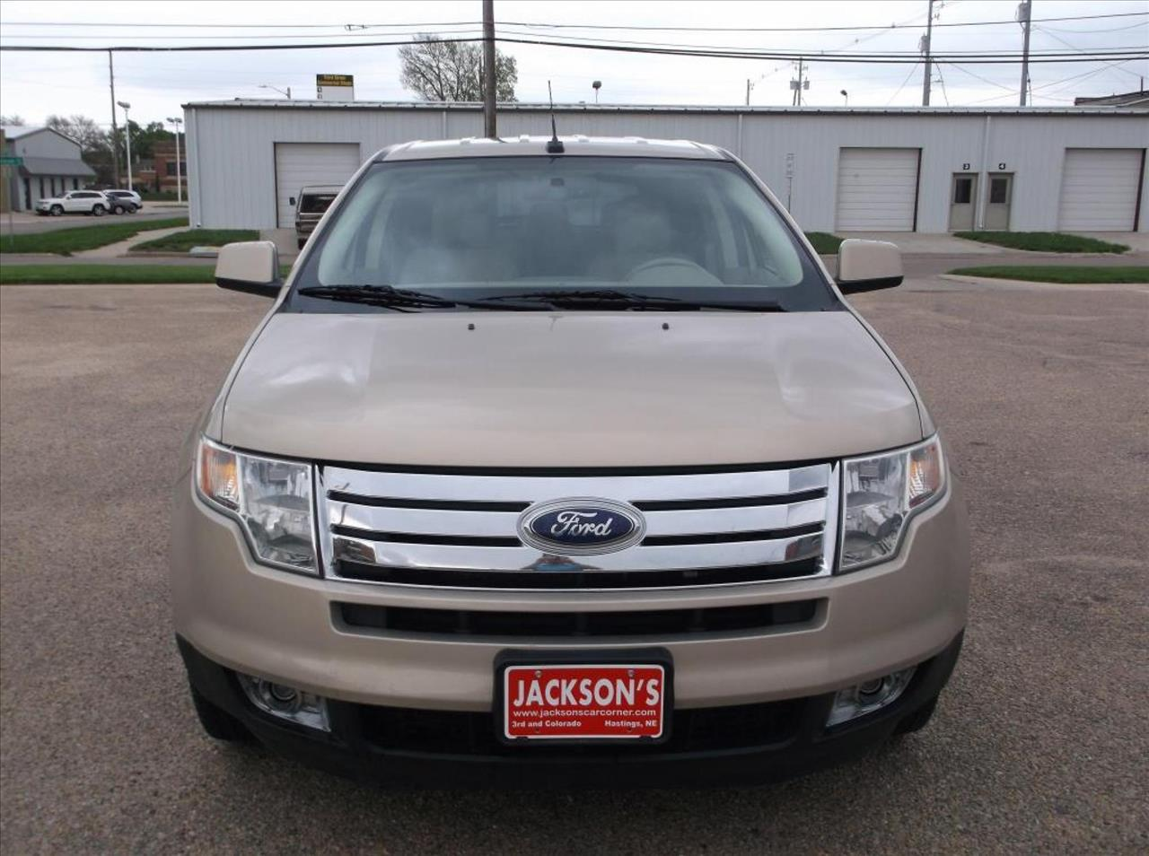 2007 Ford Edge for sale at Jacksons Car Corner Inc in Hastings NE