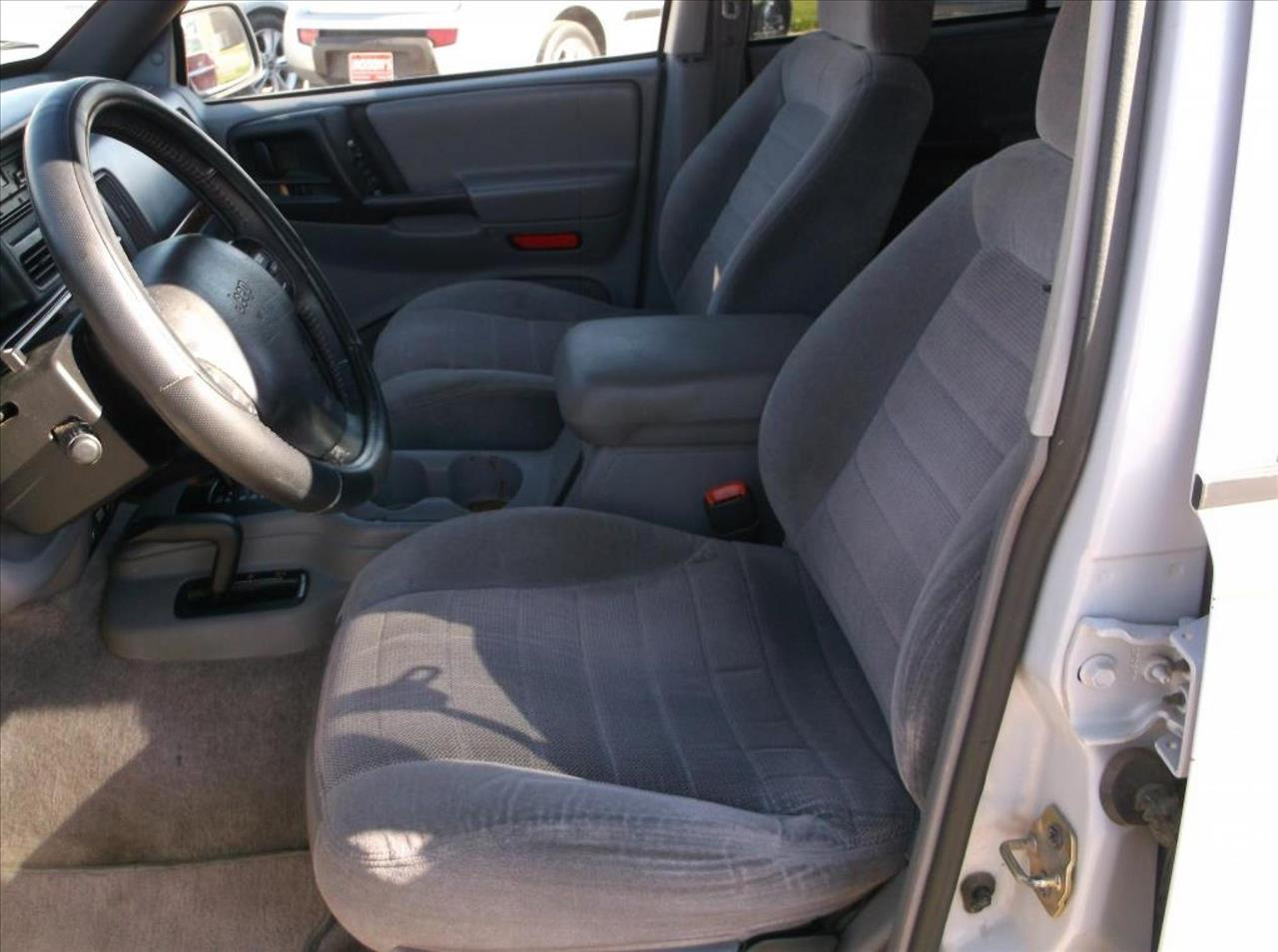1996 Jeep Grand Cherokee for sale at Jacksons Car Corner Inc in Hastings NE