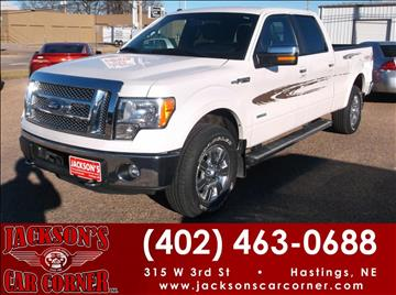 2011 Ford F-150 for sale in Hastings, NE