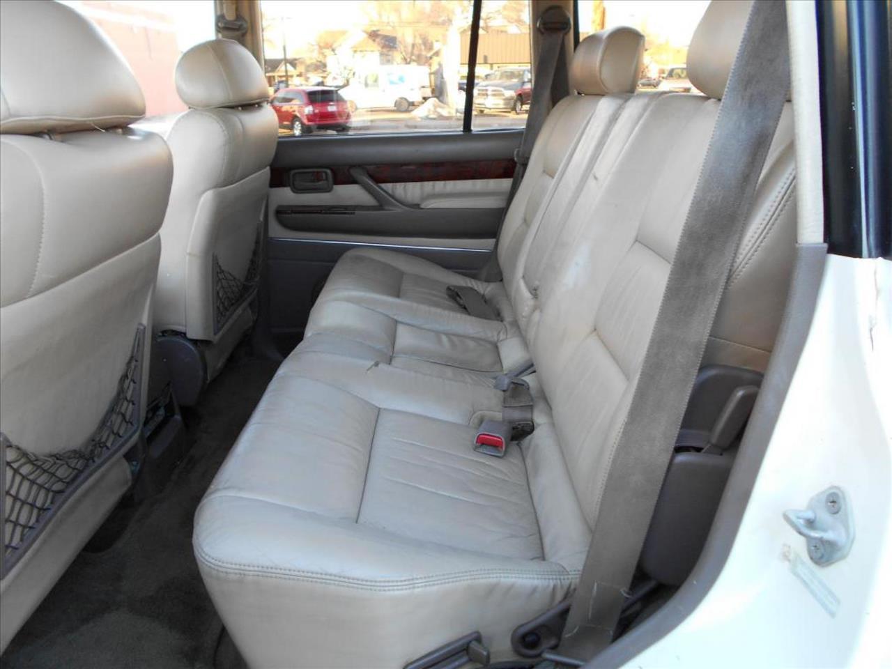 1996 Lexus LX 450 for sale at Jacksons Car Corner Inc in Hastings NE