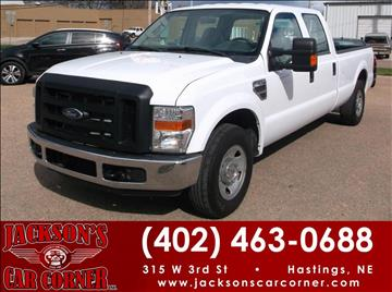 2008 Ford F-250 Super Duty for sale in Hastings, NE