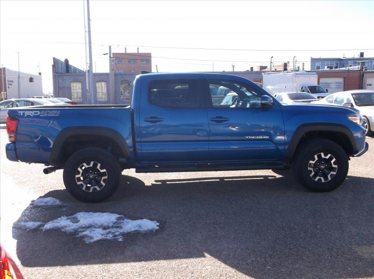2016 Toyota Tacoma for sale at Jacksons Car Corner Inc in Hastings NE
