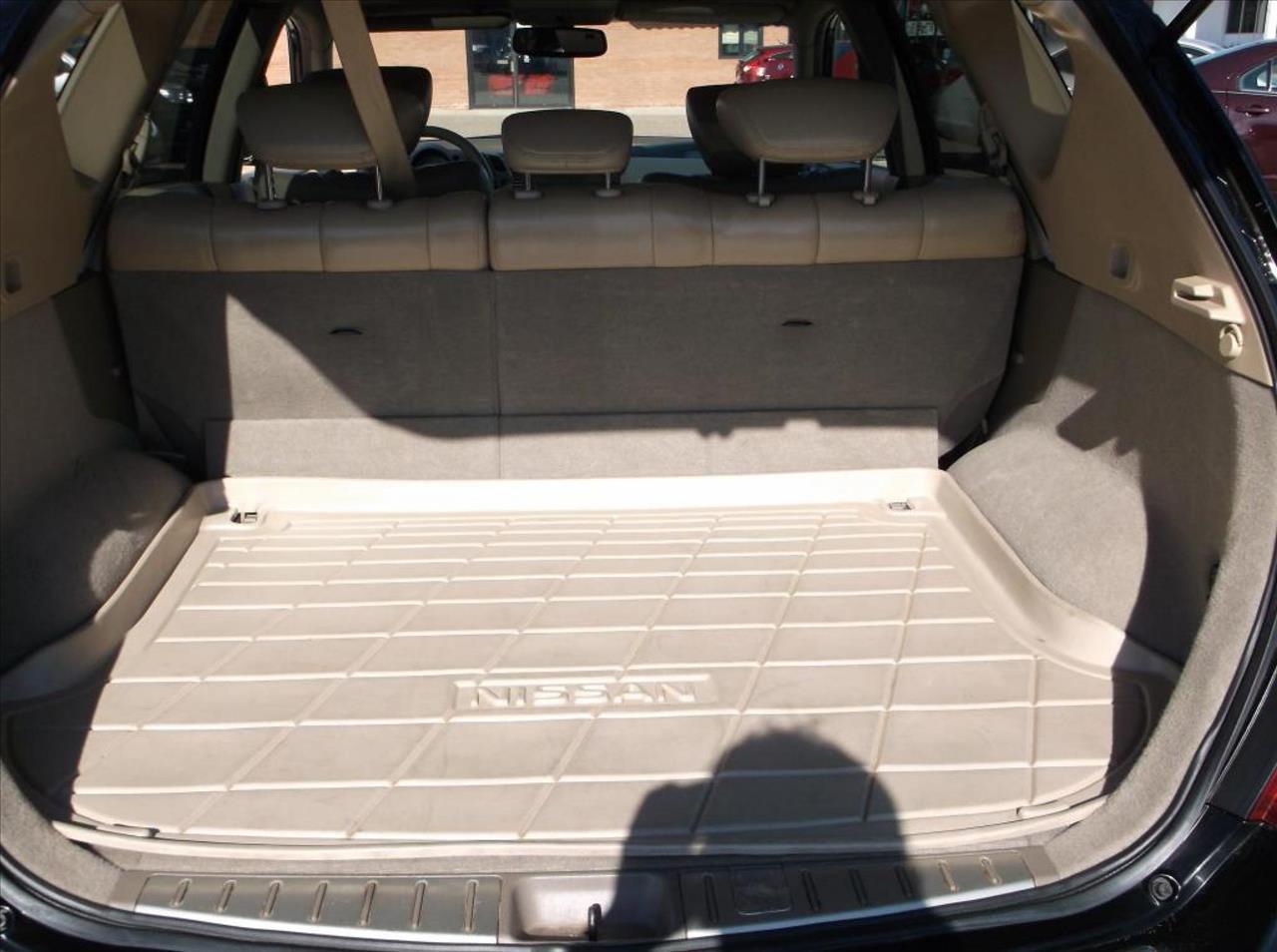 2006 Nissan Murano for sale at Jacksons Car Corner Inc in Hastings NE