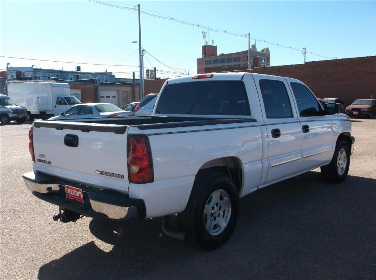 2005 Chevrolet Silverado 1500 for sale at Jacksons Car Corner Inc in Hastings NE