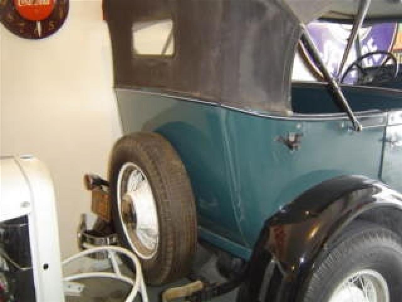 1928 Ford Model A Touring for sale at Jacksons Car Corner Inc in Hastings NE