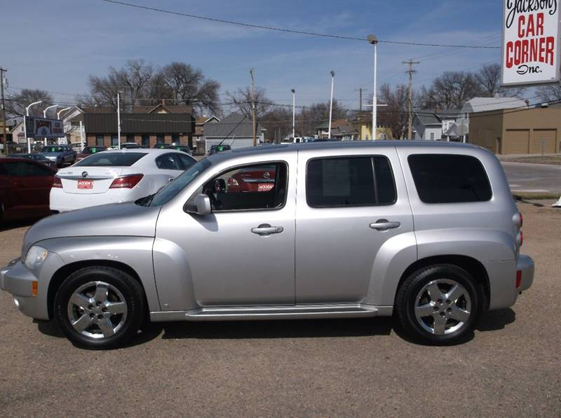 2008 Chevrolet HHR for sale at Jacksons Car Corner Inc in Hastings NE