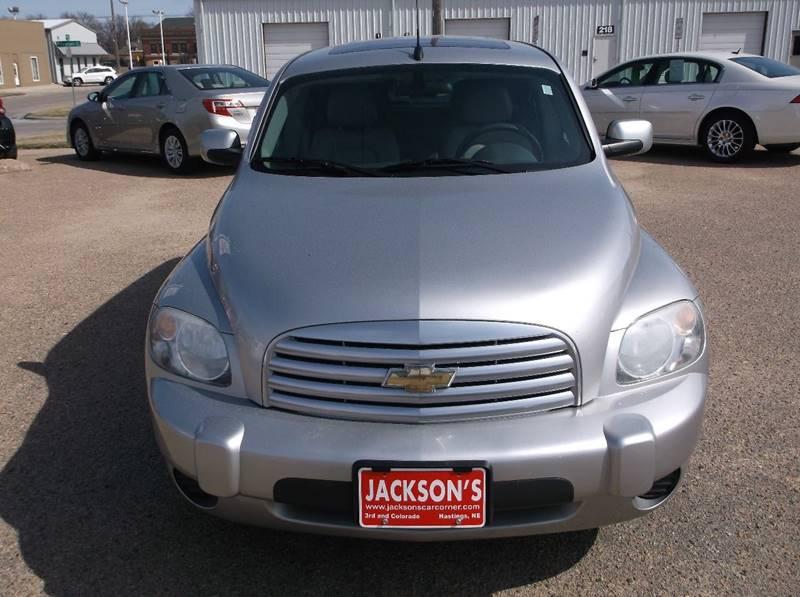 2008 Chevrolet HHR for sale at Jacksons Car Corner Inc in Hastings NE