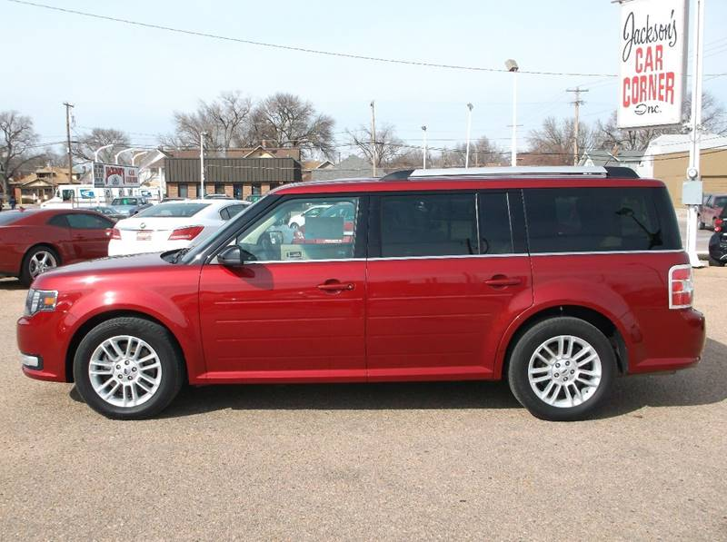 2014 Ford Flex for sale at Jacksons Car Corner Inc in Hastings NE