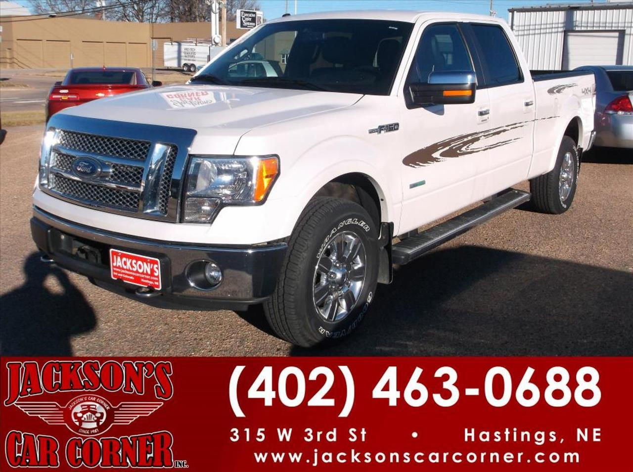 2011 Ford F-150 for sale at Jacksons Car Corner Inc in Hastings NE