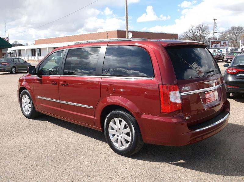 2016 Chrysler Town and Country for sale at Jacksons Car Corner Inc in Hastings NE