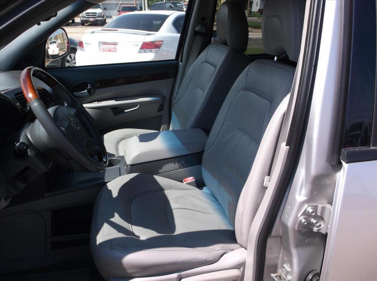 2006 Buick Rendezvous for sale at Jacksons Car Corner Inc in Hastings NE