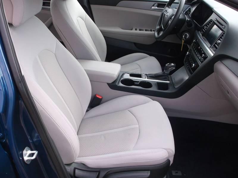 2016 Hyundai Sonata for sale at Jacksons Car Corner Inc in Hastings NE