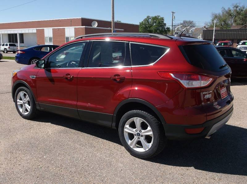 2014 Ford Escape for sale at Jacksons Car Corner Inc in Hastings NE
