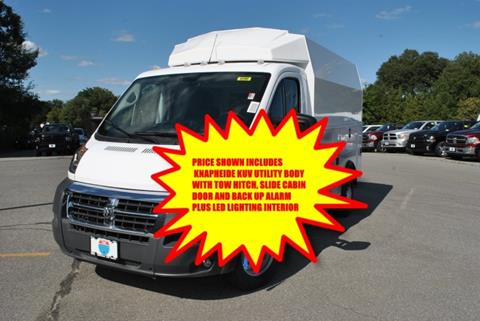 2017 RAM ProMaster Cutaway Chassis for sale in Lowell MA