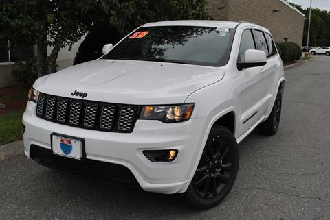 2018 Jeep Grand Cherokee for sale in Lowell MA