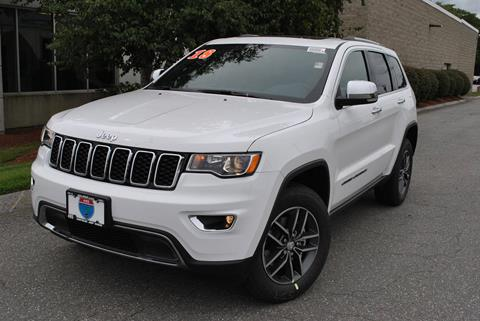 2018 Jeep Grand Cherokee for sale in Lowell, MA