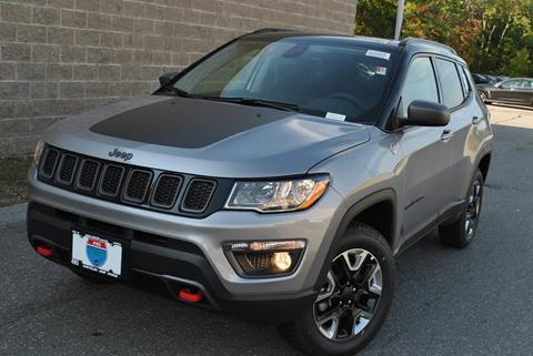2018 Jeep Compass for sale in Lowell, MA