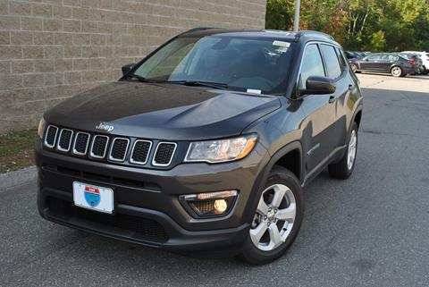 2018 Jeep Compass for sale in Lowell MA