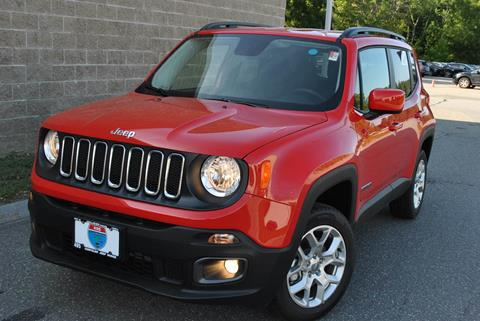 2017 Jeep Renegade for sale in Lowell MA