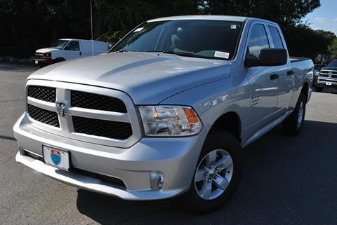 2017 RAM Ram Pickup 1500 for sale in Lowell, MA