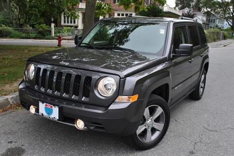 2016 Jeep Patriot for sale in Lowell MA