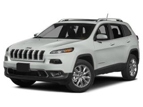 2018 Jeep Cherokee for sale in Lowell MA
