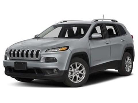 2018 Jeep Cherokee for sale in Lowell, MA