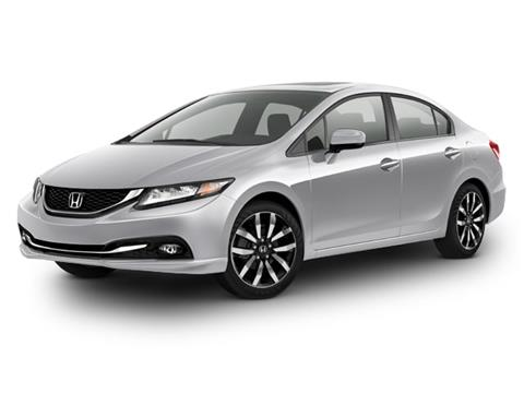 2015 Honda Civic for sale in Lowell, MA