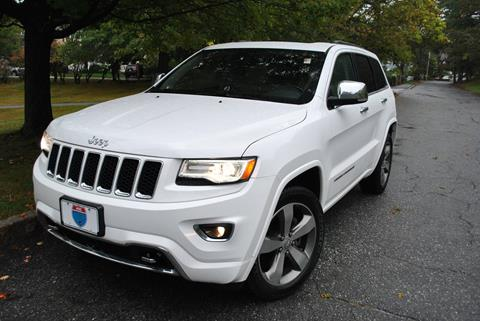 2015 Jeep Grand Cherokee for sale in Lowell, MA