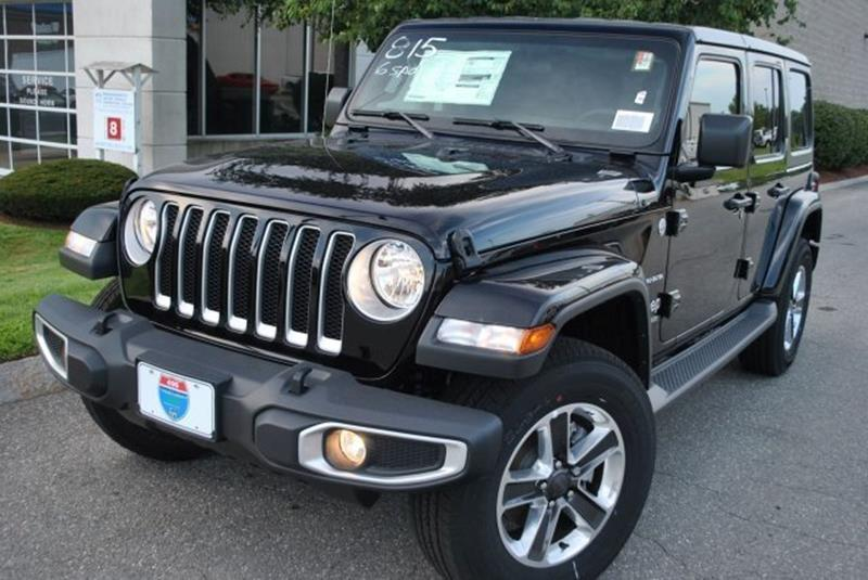 2018 Jeep Wrangler Unlimited For Sale At 495 Chrysler Jeep Dodge Ram In  Lowell MA