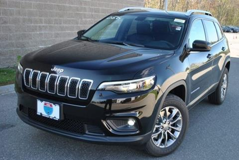 Captivating 2019 Jeep Cherokee For Sale At 495 Chrysler Jeep Dodge Ram In Lowell MA