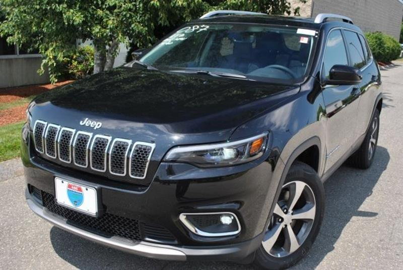 Good 2019 Jeep Cherokee For Sale At 495 Chrysler Jeep Dodge Ram In Lowell MA
