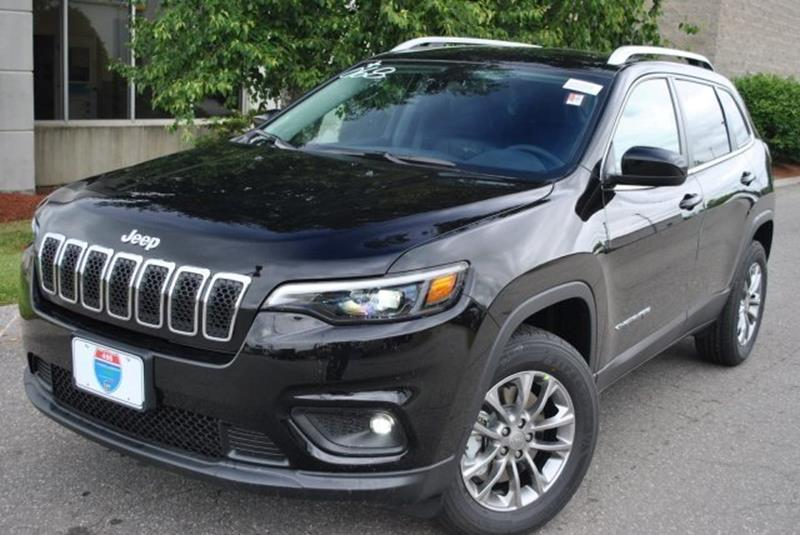 2019 Jeep Cherokee For Sale At 495 Chrysler Jeep Dodge Ram In Lowell MA