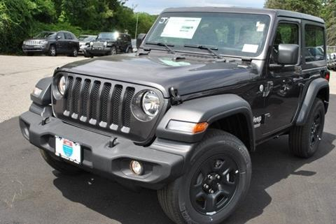 2019 Jeep Wrangler for sale in Lowell, MA