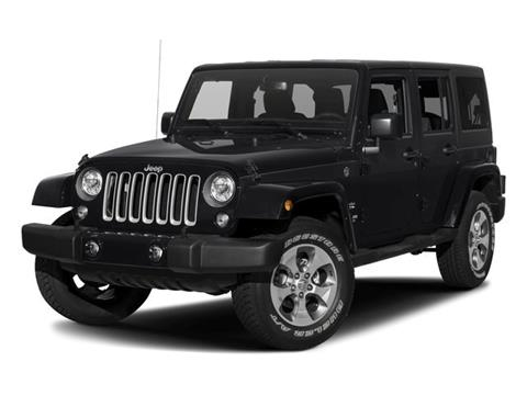 2018 Jeep Wrangler Unlimited for sale in Lowell, MA