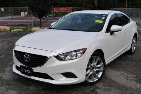 2016 Mazda MAZDA6 for sale in Lowell, MA