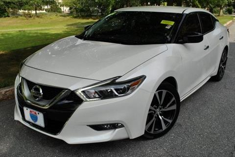 2017 Nissan Maxima for sale in Lowell, MA