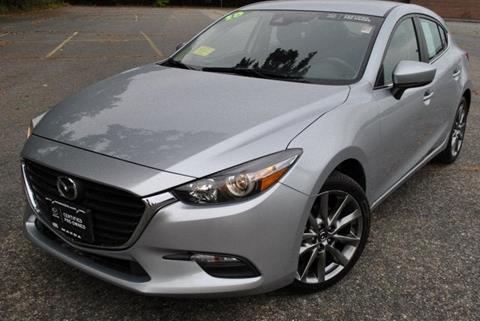 2018 Mazda MAZDA3 for sale in Lowell, MA