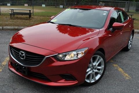 2017 Mazda MAZDA6 for sale in Lowell, MA