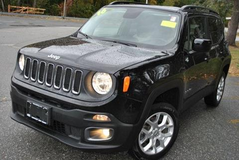 2016 Jeep Renegade for sale in Lowell, MA