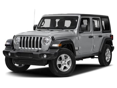 2019 Jeep Wrangler Unlimited for sale in Lowell, MA
