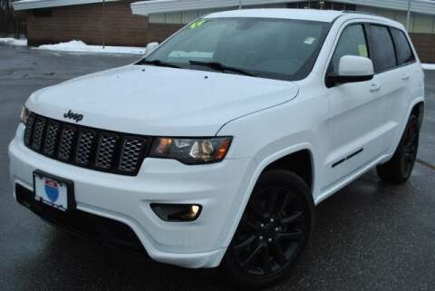 2017 Jeep Grand Cherokee for sale in Lowell, MA