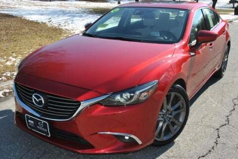 2016 Mazda MAZDA6 for sale at 495 Chrysler Jeep Dodge Ram in Lowell MA